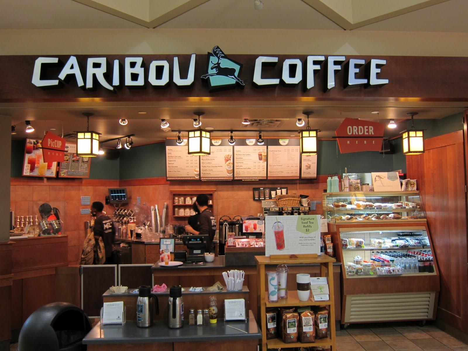 Caribou Chocolate Bar